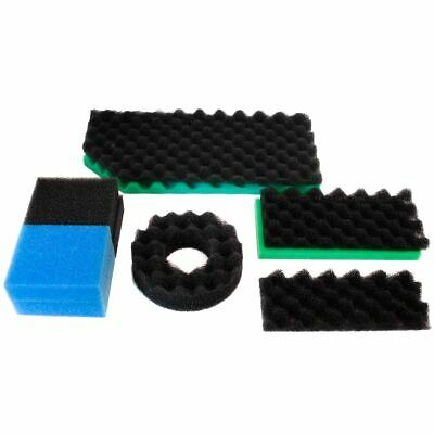 £23.49 • Buy Fish Mate Compatible Pond Filter Foams Replacement Spare Sponge Media Fishmate