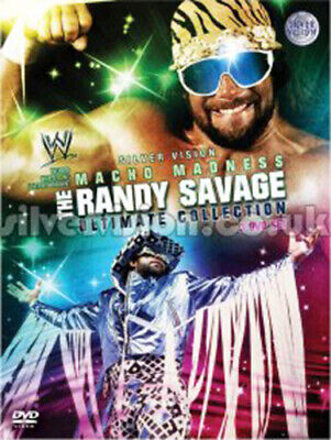 WWE: Macho Madness - The Ultimate Randy Savage Collection DVD (2009) Randy • 4.04£