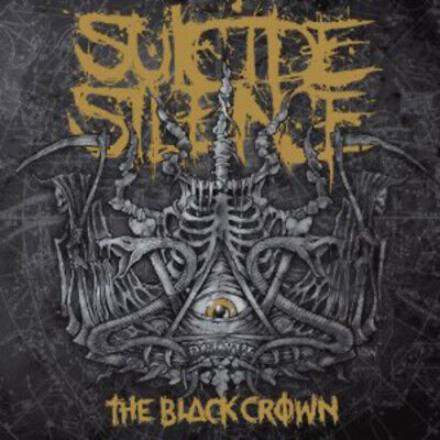 Suicide Silence : The Black Crown CD (2011) Incredible Value And Free Shipping! • 9.93£