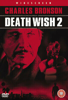 Death Wish 2 DVD (2003) Charles Bronson, Winner (DIR) Cert 18 Quality Guaranteed • 12.94£