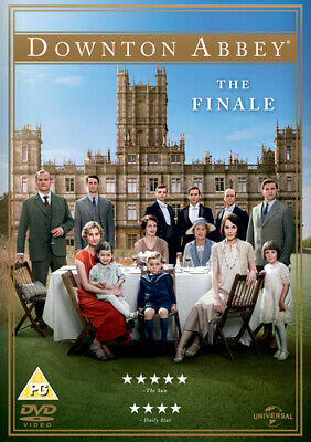 Downton Abbey: The Finale DVD (2015) Hugh Bonneville Cert PG Fast And FREE P & P • 4.13£