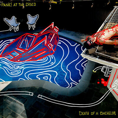 Panic! At The Disco : Death Of A Bachelor CD (2016) Expertly Refurbished Product • 3.89£