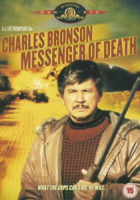 Messenger Of Death DVD (2004) Charles Bronson, Thompson (DIR) Cert 15 • 3.37£