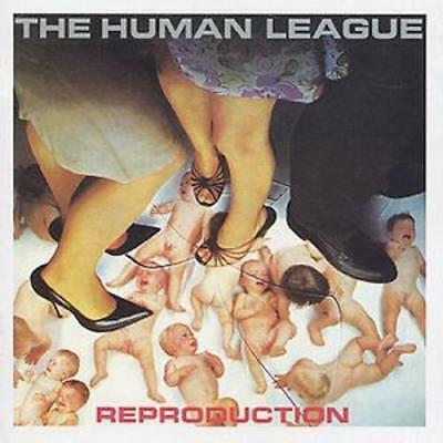 The Human League : Reproduction (Remastered) CD (2003) ***NEW*** Amazing Value • 6.64£