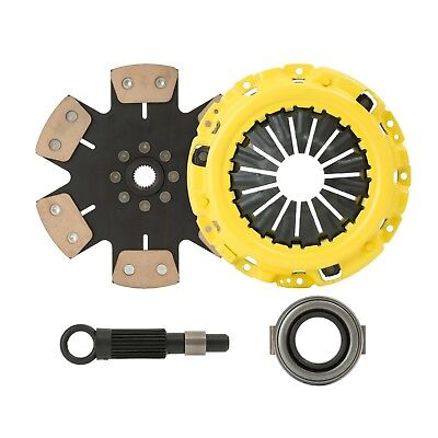 AU186.65 • Buy CLUTCHXPERTS STAGE 4 RACING CLUTCH KIT Fits 95-05 ECLIPSE 2.4L 4G64 NON-TURBO