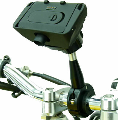 £90.99 • Buy Extended 9cm Metal Motorcycle Mount & Dock For TomTom Rider Rider 2, Urban & PRO