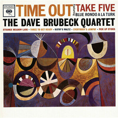 The Dave Brubeck Quartet : Time Out CD Highly Rated EBay Seller Great Prices • 3.08£