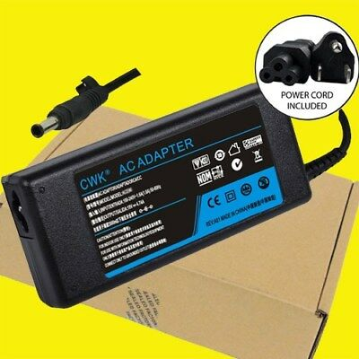 $12.98 • Buy AC Adapter Battery Charger For Samsung Np-R530 R540 R580 R730 RF511 NP-RC512