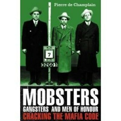 Mobsters, Gangsters Men Of Honour Mafia Code Book • 8.88£