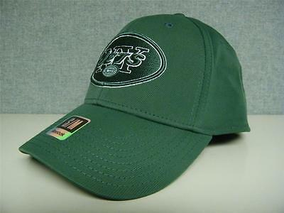 72279585a6a New York Jets Reebok FitMax 70 Hat Cap Adult Sizes S M Or L