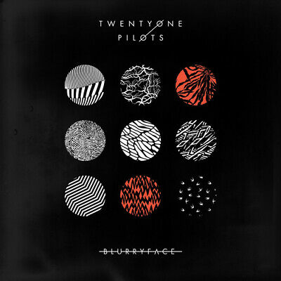 Twenty One Pilots : Blurryface CD (2015) Highly Rated EBay Seller Great Prices • 2.61£