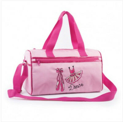Pink Nylon Ballet Bag Pretty Ballet Shoes & Tutu Holdall • 15.99£