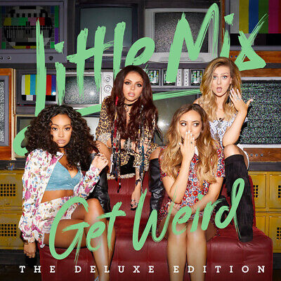 Little Mix : Get Weird CD Deluxe  Album (2015) Expertly Refurbished Product • 2.79£