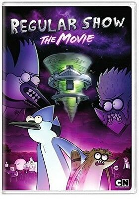 Regular Show: The Movie (2015, REGION 1 DVD New) • 9.34£