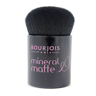 Foundation Brush Bourjois Matte Mineral Kabuki Soft Bristled Mousse Applicator • 6.99£