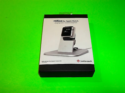 $ CDN19.99 • Buy Twelve South Hirise Apple Watch Series 1 2 3 4 Nike Sport 38mm 42mm Stand Dock
