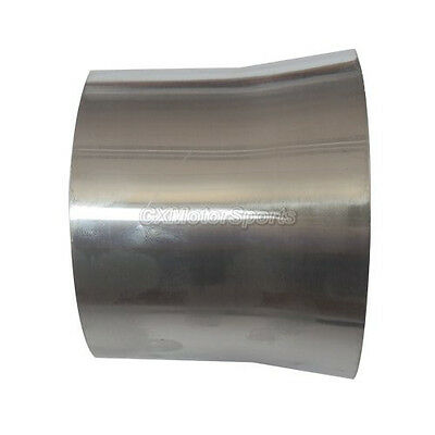 AU42.48 • Buy CXRacing 4  To 3.5  O.D. Aluminum Reducer Pipe 3  Length 2mm Thick