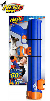 £19.49 • Buy Nerf Dog Ball Blaster Dog Puppy Interactive Game Ball Launcher Toy 33435