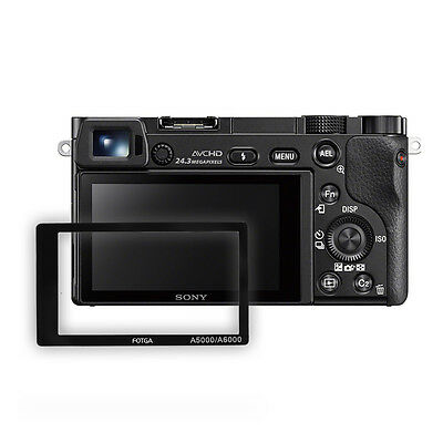 AU5.14 • Buy FOTGA Optical Glass LCD Screen Protector Guard For Sony Alpha A5000/A6000 Camera
