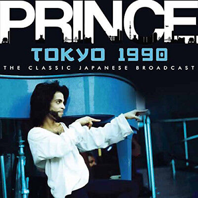 Prince : Tokyo 1990: The Classic Japanese Broadcast CD (2016) ***NEW*** • 10.64£