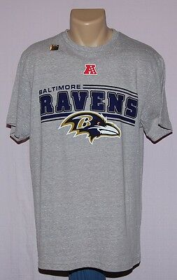 Baltimore Ravens Victory Gear T-Shirt - NFL Mens Apparel • 14.33£