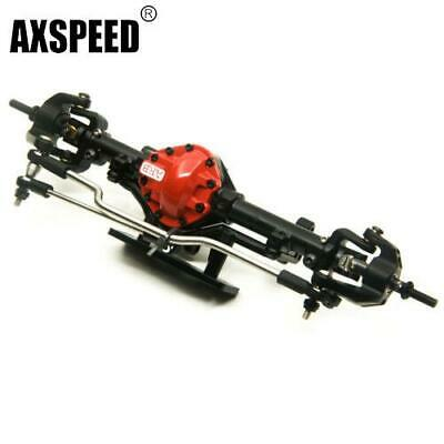 £36.63 • Buy ARB Edition Alloy Front Axle Red For 1:10 Scale RC Crawler D90 AXIAL SCX10 4WD