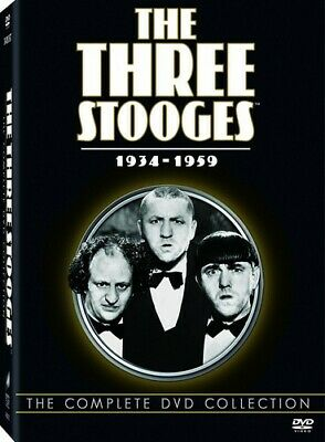 £42.43 • Buy The Three Stooges: 1934-1959: The Complete DVD Collection [New DVD] Boxed Set,