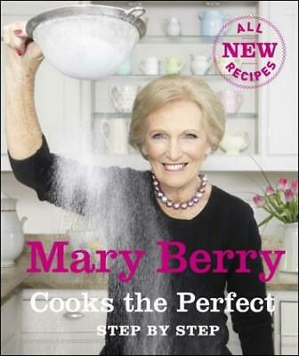 £4.04 • Buy Mary Berry Cooks The Perfect Step By Step. By Mary Berry (Hardback) Great Value