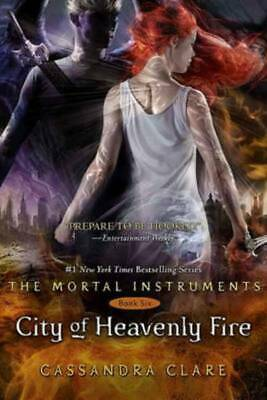 The Mortal Instruments: City Of Heavenly Fire By Cassandra Clare (Paperback) • 3.64£