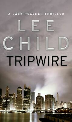 £3.28 • Buy A Jack Reacher Novel: Tripwire By Lee Child (Paperback) FREE Shipping, Save £s