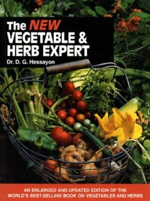£3.48 • Buy The New Vegetable And Herb Expert By D.G. Hessayon (Paperback) Amazing Value