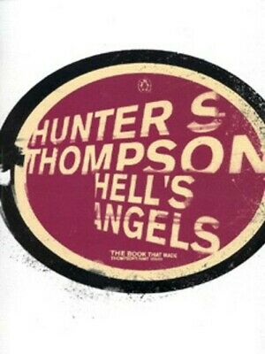 £3.41 • Buy Hell's Angels By Hunter S. Thompson (Paperback) Expertly Refurbished Product