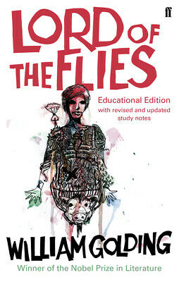 Lord Of The Flies By William Golding (Paperback) Expertly Refurbished Product • 4.69£
