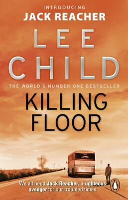 Killing Floor By Lee Child (Paperback) Highly Rated EBay Seller Great Prices • 3.41£