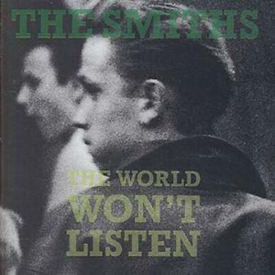 The Smiths : The World Won't Listen CD (1993) Expertly Refurbished Product • 2.29£