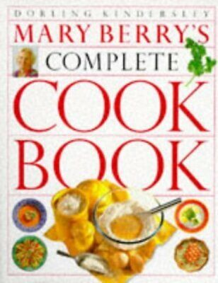 £4.68 • Buy Mary Berry's Complete Cook Book By Mary Berry (Hardback) FREE Shipping, Save £s