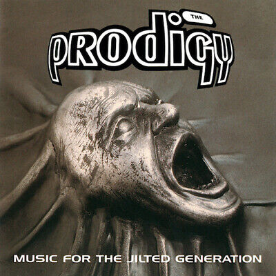 The Prodigy : Music For The Jilted Generation CD (1994) FREE Shipping, Save £s • 2.49£