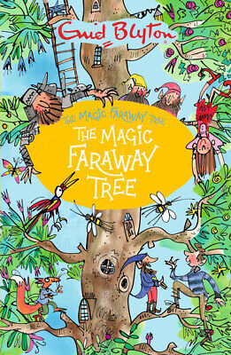 £3.21 • Buy The Magic Faraway Tree By Enid Blyton (Paperback) Expertly Refurbished Product