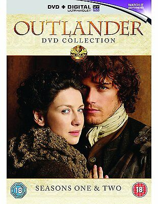 AU54.95 • Buy Outlander The Complete Season Series 1 + 2 DVD Box Set R4 Season 1 Inc Part 1+2