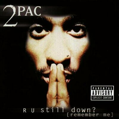 2Pac : R U Still Down? (Remember Me) CD Highly Rated EBay Seller Great Prices • 2.27£