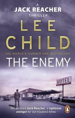 A Jack Reacher Thriller: The Enemy By Lee Child (Paperback) Fast And FREE P & P • 3.41£