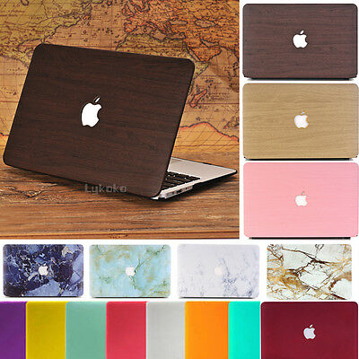 $14.97 • Buy Frosted Matte Hard Case Cover Skin For Macbook Air Pro 11 13 15  & Retina
