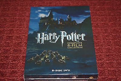 $ CDN97.43 • Buy Harry Potter: Complete 8-Film Collection (DVD, 2011, 8-Disc Set) *Brand New*
