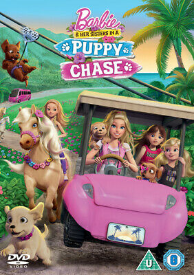 £2.32 • Buy Barbie And Her Sisters In A Puppy Chase DVD (2016) Conrad Helten Cert U