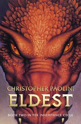 £3.15 • Buy Inheritance: Eldest By Christopher Paolini (Paperback) FREE Shipping, Save £s
