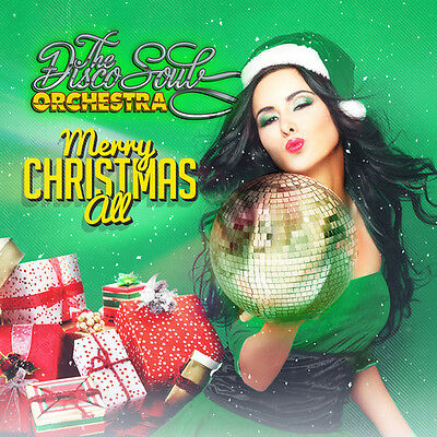 £11.16 • Buy Discosoul Orchestra - Merry Christmas All [New CD] Manufactured On Demand