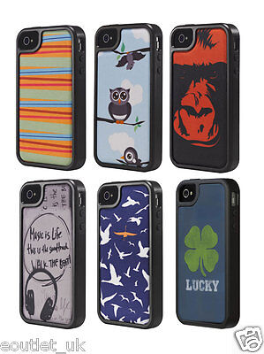 £4.99 • Buy Skech Kameo Case Cover For IPhone 4/4S NEW RRP £27.99 Various Designs