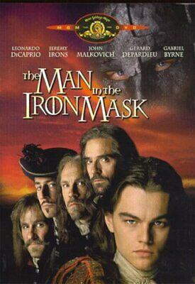 $4.91 • Buy The Man In The Iron Mask DVD Randall Wallace(DIR) 1998