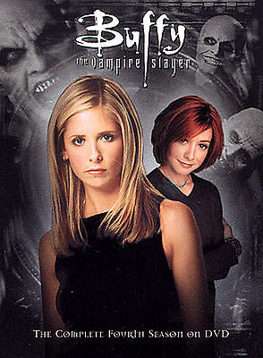 $7.17 • Buy Buffy The Vampire Slayer: Season 4 DVD 2003