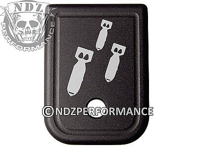 $19.99 • Buy For Glock Magazine Plate 17 19 22 23 26 27 34 35 9mm 40cal Bombs